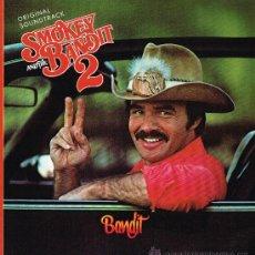Discos de vinilo: SMOKEY AND THE BADIT 2 - BANDA SONORA ORIGINAL - LP 1980 - . Lote 30556105