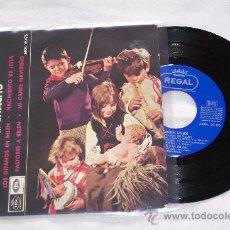Discos de vinilo: CHACHO 7´EP VILLANCICOS GITANOS - 4 TEMAS EDITA REGAL 1965 EXCELENTE ESTADO-NUEVO-. Lote 30561558