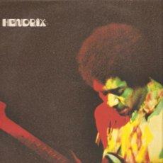 Discos de vinilo: LP JIMI HENDRIX : BAND OF GYPSYS . Lote 30564170