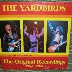 Discos de vinilo: THE YARDBIRDS LP- THE ORIGINAL RECORDINGS 1963-1968 - ORIGINAL ALEMAN - ASTAN 1979 MUY NUEVO (5) -. Lote 30573146