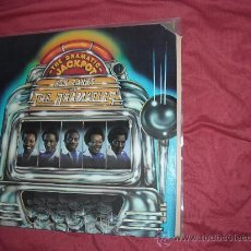 Discos de vinilo: RON BANKS AND THE DRAMATICS LP THE DRAMATIC JACKPOT 1975 USA PORTADA DOBLE. Lote 30572577