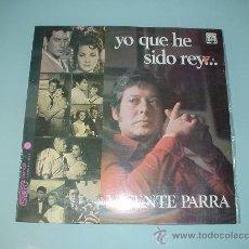 Discos de vinilo: LP VINILO. VICENTE PARRA. YO QUE HE SIDO REY...DIRESA ESPAÑA 1973. Lote 30573956