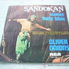 Discos de vinilo: SINGLE VINILO SANDOKAN RCA 45 RPM 1976. Lote 33961637