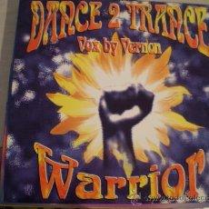 "Discos de vinilo: DANCE 2 TRANCE. WARRIOR. 12"". Lote 30586891"