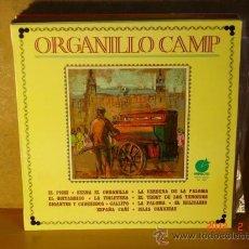 Discos de vinilo: ORGANILLO CAMP - IMPACTO EL.127 - 1976. Lote 30608055