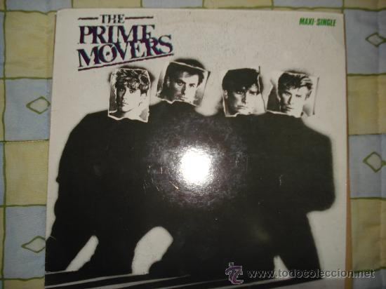 THE PRIME MOVERS , MAXI-SINGLE 12 PULGADAS (Música - Discos de Vinilo - Maxi Singles - Punk - Hard Core)