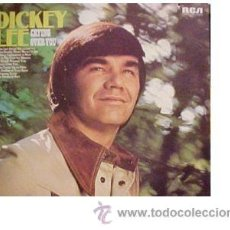 Discos de vinilo: DICKEY LEE LP CRYING OVER YOU LP 1973 RCA USA COUNTRY. Lote 30624716