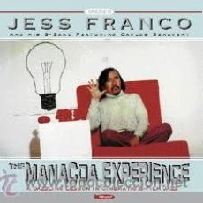 Discos de vinilo: JESS FRANCO AND HIS B BAND THE MANACOA EXPERIENCE. Lote 30630362