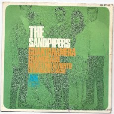 Discos de vinilo: 3429- DISCO EP- THE SANDPIPERS.- HISPAVOX. Lote 30631215
