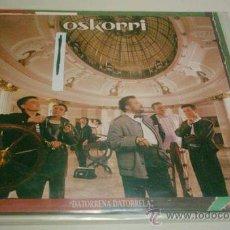 Discos de vinilo: OSKORRI - DATORRENA DATORRELA (FOLK VASCO). Lote 30699184