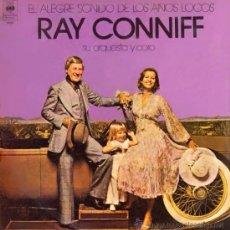 Discos de vinilo: LP ARGENTINO DE RAY CONNIFF, SU ORQUESTA Y CORO AÑO 1974. Lote 30655273