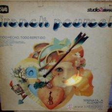 Discos de vinilo: LP DE FRANCK POURCEL Y SU ORQUESTA AÑO 1973 EDICIÓN ARGENTINA. Lote 30655386