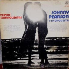 Discos de vinilo: LP ARGENTINO DE JOHNNY PEARSON Y SU ORQUESTA AÑO 1972. Lote 30657975