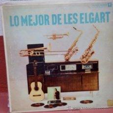 Discos de vinilo: LP RECOPILATORIO DE LES ELGART Y SU ORQUESTA EDICIÓN ARGENTINA. Lote 30658031