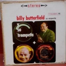 Discos de vinilo: LP ARGENTINO DE BILLY BUTTERFIELD Y SU ORQUESTA AÑO 1961. Lote 30658083