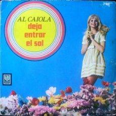Discos de vinilo: LP ARGENTINO DE AL CAIOLA AÑO 1969. Lote 30660116