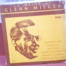 Discos de vinilo: LP ARGENTINO DE GLENN MILLER AÑO 1978. Lote 30660241
