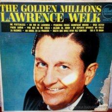 Discos de vinilo: LP DE LAWRENCE WELK Y SU ORQUESTA AÑO 1964 EDICIÓN ARGENTINA. Lote 30660490