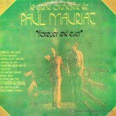 Discos de vinilo: LP DE LA GRAN ORQUESTA DE PAUL MAURIAT AÑO 1973 EDICIÓN ARGENTINA. Lote 30660667