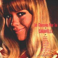 Discos de vinilo: LP ARGENTINO DE CARAVELLI AÑO 1967 EN MONO. Lote 30660816