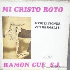 Discos de vinilo: LP ARGENTINO DEL PADRE RAMÓN CUÉ AÑO 1967. Lote 30660905