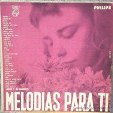 Discos de vinilo: LP ARGENTINO DE ANDRÉ Y SU CONJUNTO AÑO 1963. Lote 30660925