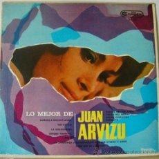 Discos de vinilo: LP RECOPILATORIO DE JUAN ARVIZU AÑO 1964 EDICIÓN ARGENTINA. Lote 30660970