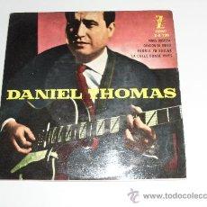 Discos de vinilo: DANIEL THOMAS - ADIOS TRISTEZA + 3 EP 1960. Lote 30667902