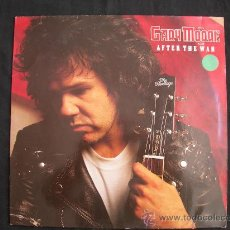 Discos de vinilo: LP GARY MOORE // AFTER THE WAR // GERMANY. Lote 30675570