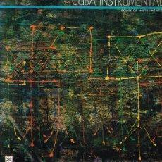 Discos de vinilo: CUBA INSTRUMENTAL. SOLOS DE INSTRUMENTOS - LP - HECHO EN CUBA. Lote 30685821