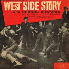 Discos de vinilo: WEST SIDE STORY - BSO - LAWRENCE LEONARD - LP . Lote 30685958