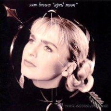 Discos de vinilo: SAM BROWN - APRIL MOON (LP) - NUEVO. Lote 30688489