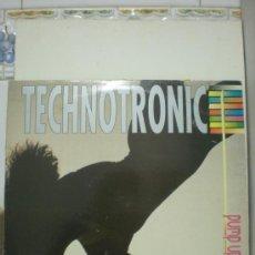 Discos de vinilo: TECHNOTRONIC (PUMP UP THE JAM). Lote 30706279