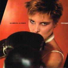 Discos de vinilo: TITO DUARTE - UN DIRECTO... AL SABOR - LP 1981 - COMO NUEVO. Lote 30794489