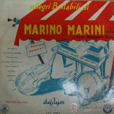 Discos de vinilo: CLP MARINO MARINI -ALLEGRI BALLABILI DI. Lote 30714741