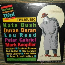 Discos de vinilo: THE SECRET POLICEMAN´S - THIRD - ORIGINAL U.S.A. - VIRGIN 1987 - CARPETA PROMOCIONAL FUNDA INT ORIG.. Lote 30748500