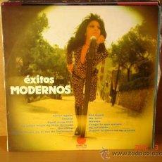 Discos de vinilo: VOCES UNIDAS - EXITOS MODERNOS - IMPACTO EL-019 - 1976. Lote 30753493
