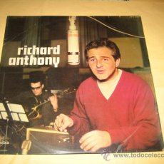 Dischi in vinile: RICHARD ANTHONY - ET LES ANGELS - ED. FRENCH - AÑOS 60. Lote 30761994