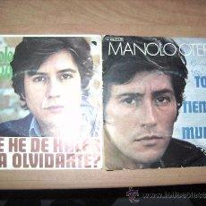 Discos de vinilo: MANOLO OTERO . Lote 30763599