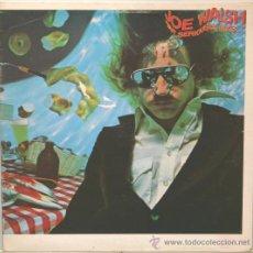 Discos de vinilo: JOE WALSH BUT SERIOUSLY,FOLKS LP CARPETA ABIERTA ASYLUM RECORDS 1978. Lote 30787565