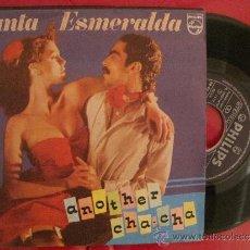 Discos de vinilo: SANTA ESMERALDA - ANOTHER CHA - CHA. Lote 30792307