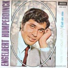 Discos de vinilo: ENGELBERT HUNPERDINCK. Lote 30801436