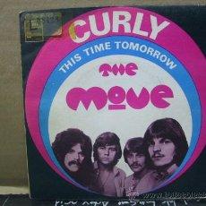 Dischi in vinile: THE MOVE - THIS TIME TOMORROW / CURLY - EDICION ESPAÑOLA - EMI 1969. Lote 30803475