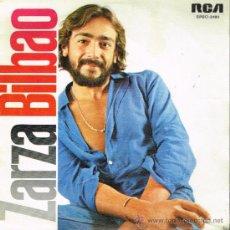 Discos de vinilo: ZARZA - BILBAO / ANA EN OTOÑO - SINGLE 1976. Lote 30834820