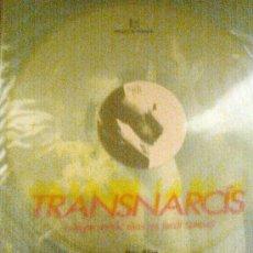 Discos de vinilo: TRANSNARCIS, VIATGE OVIDIC DINS UN JARDI TANCAT / PAU RIBA. BCN : EIXAMPLE, 1986. 2 LP'S + LLIBRE.... Lote 32892494