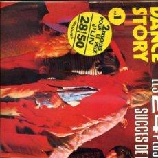 Discos de vinilo: THE HOTVILL'S : LES 24 PLUS GRANDS SUCCES DE LA DANSE - DOBLE LP (VOGUE, 1973) EDICIÓN FRANCESA. Lote 30812770