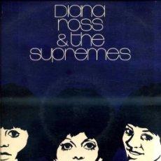 Discos de vinilo: DIANA ROSS & THE SUPREMES (DISCOLIBRO / TAMLA MOTOWN 1971). Lote 30818020