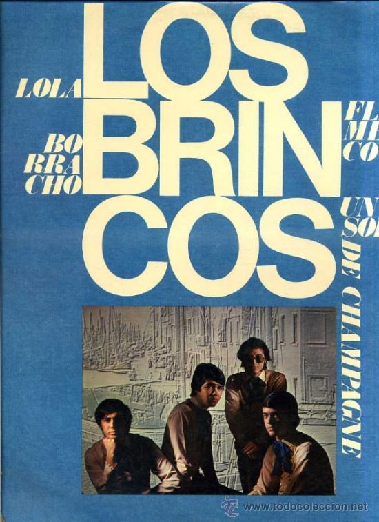 LOS BRINCOS (CAUDAL, 1976) (Música - Discos - LP Vinilo - Grupos Españoles 50 y 60)