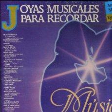 Discos de vinilo: JOYAS MUSICALES PARA RECORDAR - CAJA CON TRES LP'S (MOVIE PLAY / RCA, 1981) . Lote 30818595