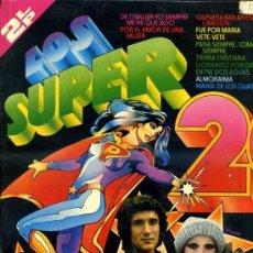 Discos de vinilo: LOS SUPER 20 - DOBLE LP (POLYDOR, 1976) LOS CHICHOS, LOS PUNTOS.... Lote 30820627